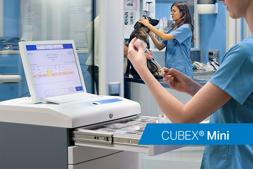 CUBEX Vet Inventory Management